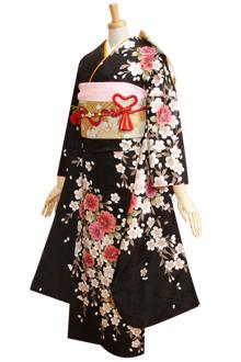 R068 黒 しだれ桜(R256)