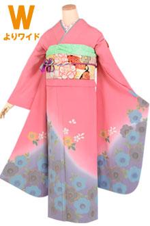 R1565 ピンク ふんわり桜☆(絹)(特)