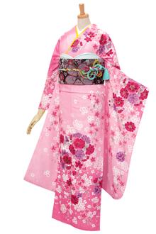 R1764 【訳あり】ピンク 玉桜(R297)☆