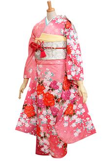 R193 【訳あり】ピンク 薔薇(R089 R1238)