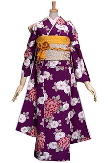 R227 【訳あり】紫 菊づくし☆