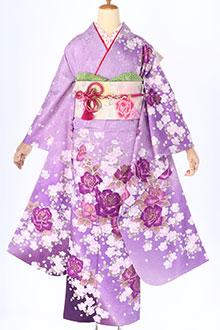 R237 薄紫 薔薇