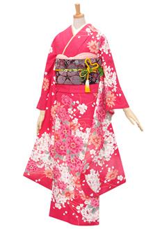 R355 【訳あり】ピンク 桜ブーケ(R309)☆