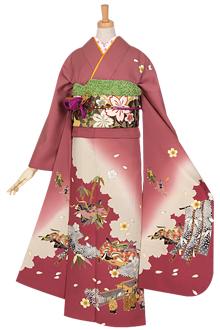 R809 【訳あり】ピンク かぐや姫☆(絹)(宅)