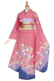 R971 【訳あり】ピンク 桜結び