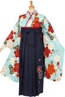 小学生袴(女の子)レンタルA034