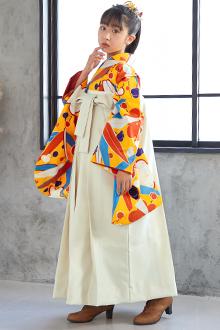 小学生袴(女の子)レンタルA062