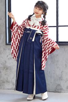 小学生袴(女の子)レンタルA159
