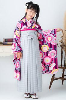 小学生袴(女の子)レンタルA233