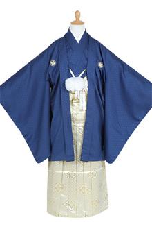 小学生袴(男の子)レンタルJY004
