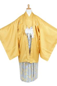 小学生袴(男の子)レンタルN016