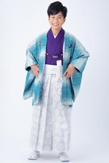 小学生袴(男の子)レンタルJY007