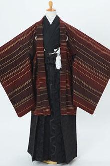 小学生袴(男の子)レンタルJY008