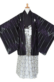 小学生袴(男の子)レンタルN021