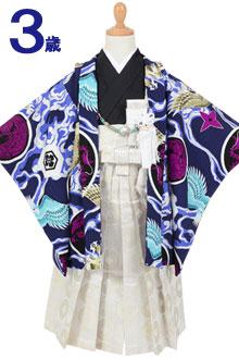 三歳男児袴BY015