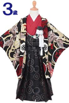 三歳男児袴BY016