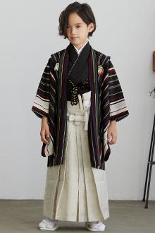 五歳男児袴BY021