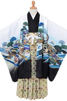 五歳男児袴BY022
