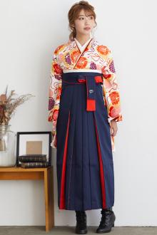 二尺袖+袴レンタルG282