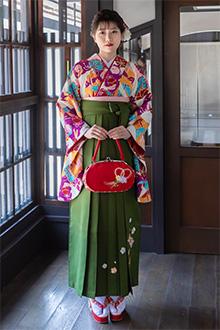 二尺袖+袴レンタルG290