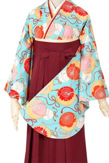 二尺袖+袴レンタルG291