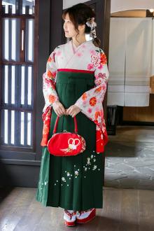 二尺袖+袴レンタルG433