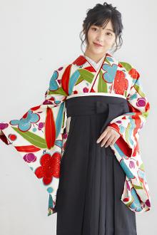 二尺袖+袴レンタルG545