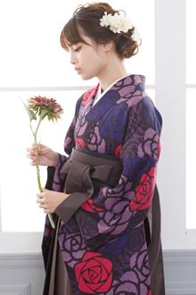 二尺袖袴 G645