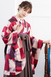 二尺袖袴 G665