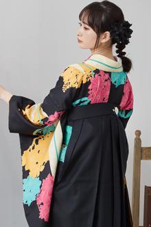 二尺袖袴G706