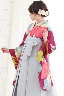 二尺袖+袴レンタルG707