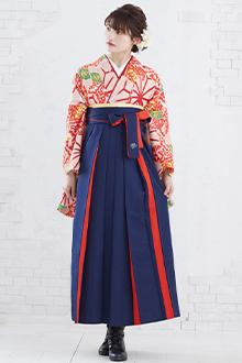 二尺袖袴 G849