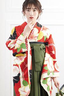 二尺袖袴 G880