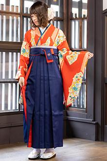 二尺袖+袴レンタルG885
