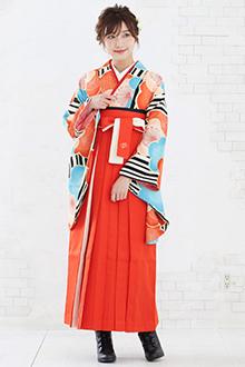 二尺袖袴 G886