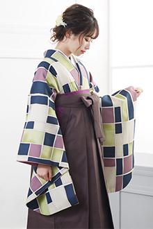 二尺袖袴 G922