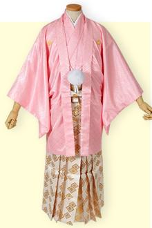 卒業式紋付袴レンタルY014