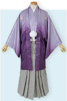 卒業式紋付袴レンタルY019