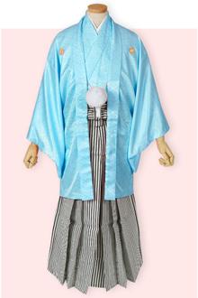 卒業式紋付袴レンタルY021