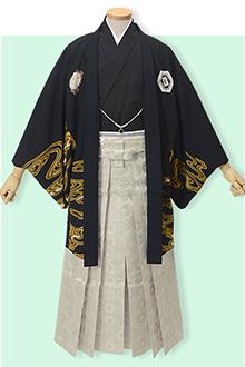 紋付袴Y033