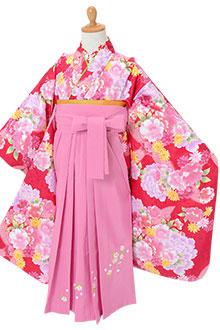 幼稚園・保育園児袴レンタルN020