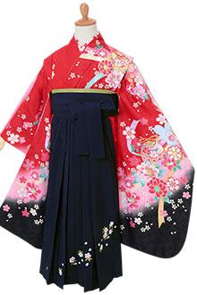 園児袴N021