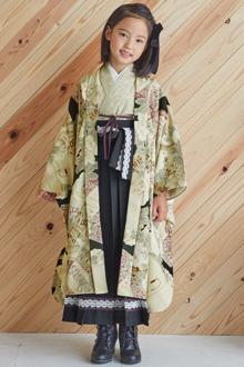 7歳女の子袴N089