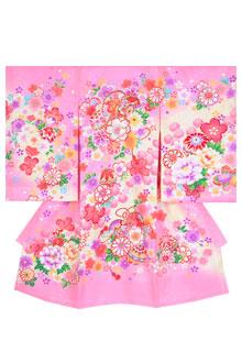 SG006 ピンク 桜に花鼓