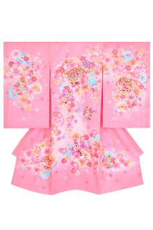 SG012 ピンク 手毬に菊桜